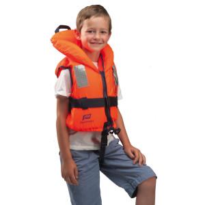 Liivi oranssi Pelastusvene 100N 3-10 Kg lapsen vauvan